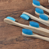 Brosses à dent en bambou naturel biodégradable