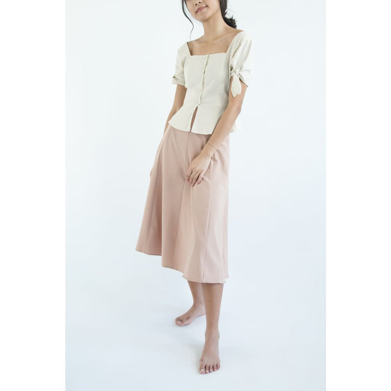 skirt keb204 - S / blush