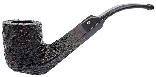 Ashton Pebble Grain Bent Billiard LX # 25