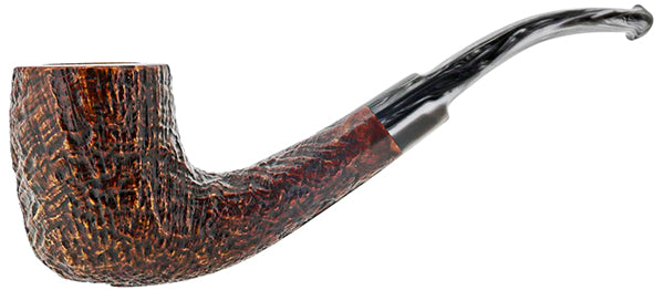 "Castello # 24 ""Old Antiquari  KKKK"" Bent Billiard"