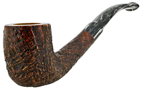 "Castello # 904 ""Old Antiquari  KKKK"" Bent Billiard"