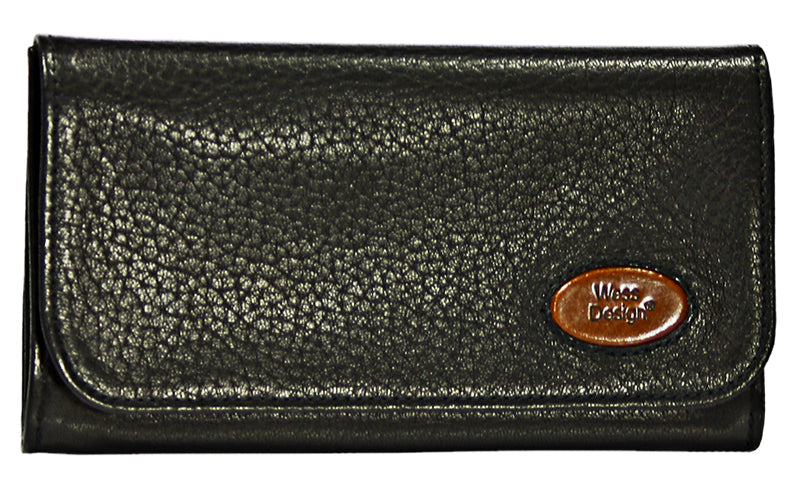 Peter Wess Norwegian Elk Skin mini pouch # 117 T15