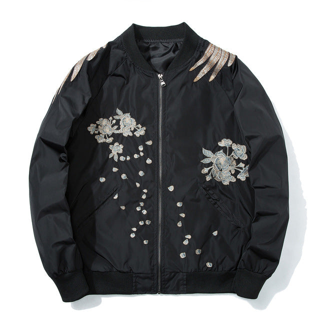 """Rising Phoenix"" Bomber Jacket [LIMITED EDITION]"