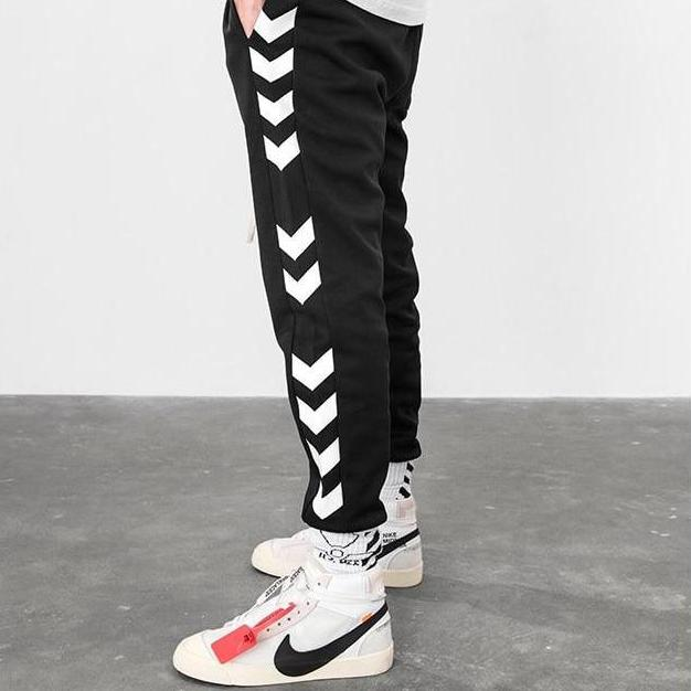"""CHEVRON"" Hip Hop Sweatpants"