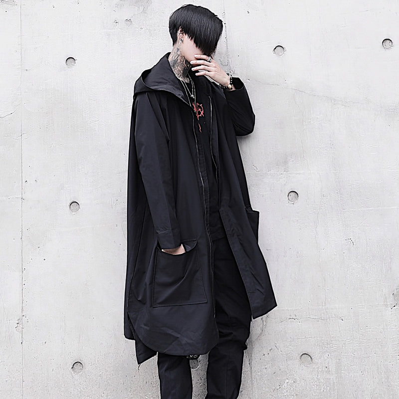 """The Triad"" Trench Coat"