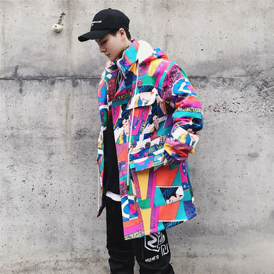 """The Color of Japan"" Premium Coat"