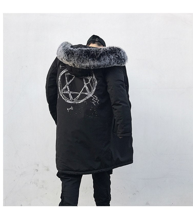 """SEVEN POINTED STAR"" Premium Coat"