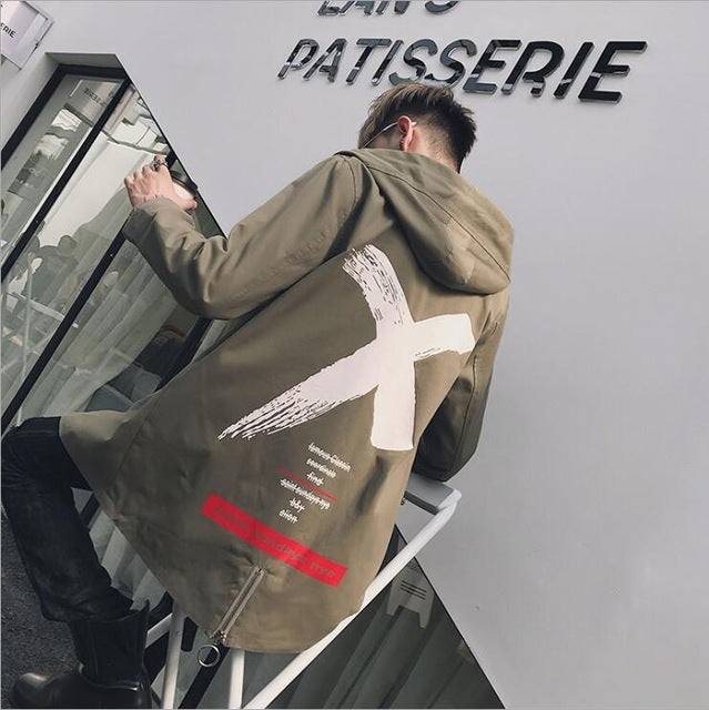 """The X"" Premium Long Coat [LIMITED EDITION]"