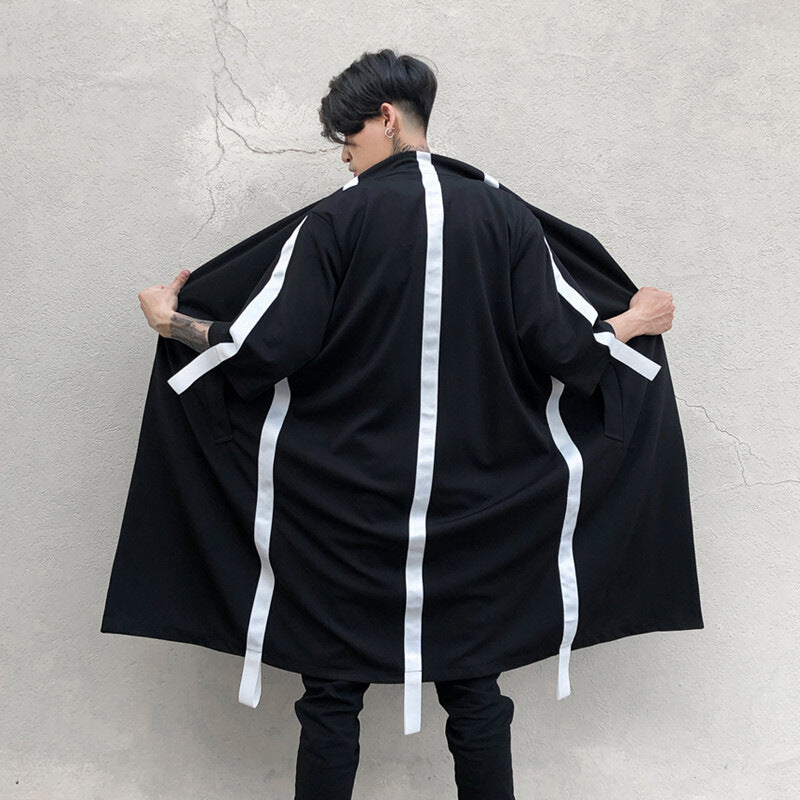 """Konzetsu"" Premium Long Coat/Cape"
