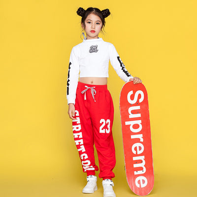 """Super Street Soul"" Top and Sweatpants - Kids"