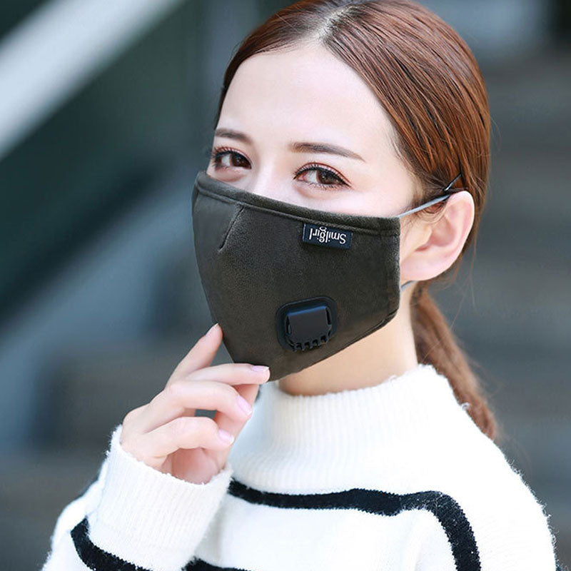 """Antagonism"" Washable Face Mask - Womens"