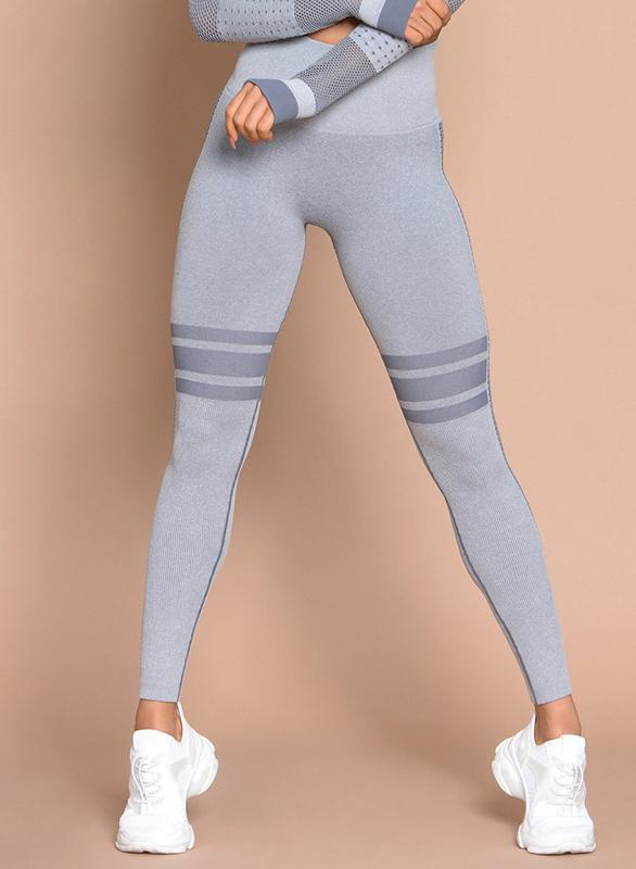 Women High Waist Running Pants Sports Yoga Leggings