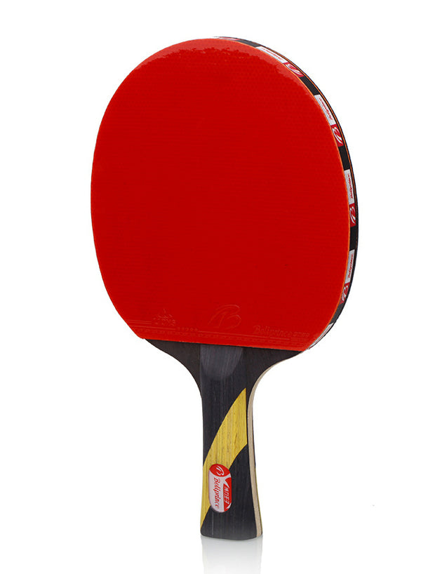 Table Tennis Paddle Double Reverse Rubber Ping Pong Racket Set-1 Paddle