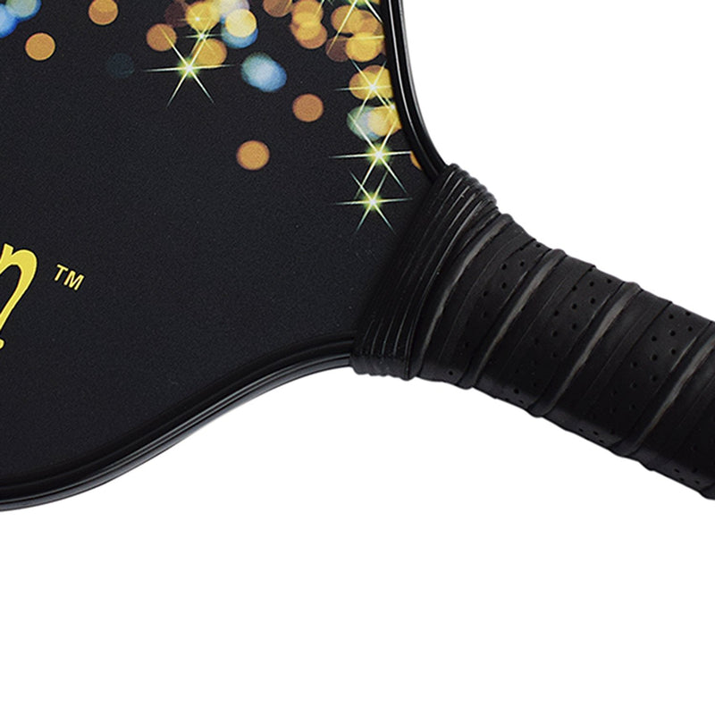 ADIPIN Pro Aluminum Pickleball Paddle Polymer Core Neoprene Racket Lightweight 7.4 Ounce