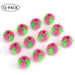 Pet Hair Magic Remover for Laundry-12 pack Lint Washing Balls Non-Toxic Reusable Dryer Balls Washer from Dogs and Cats