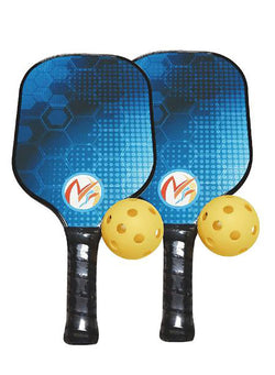 Glass Fiber Graphite Composite Polymer Honeycomb Pickleball Paddle
