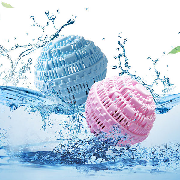 Eco-Friendly Wash Ball Super Laundry Balls for 1500 Washings