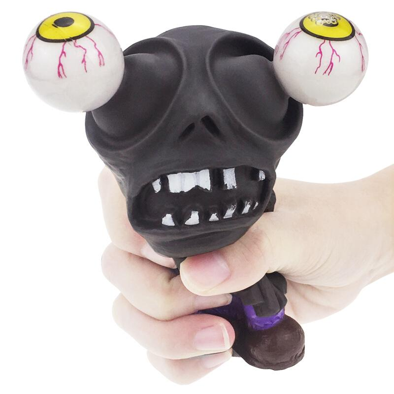Children Pinching Zombie Monster Toys Student Gift Adults Party Creative Decompression Toy