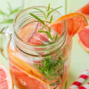 Slimming Grapefruit Detox Water Recipe