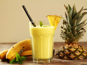 YELLOW SMOOTHIE