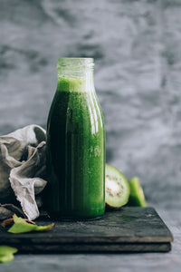 Kale and Pineapple Smoothie