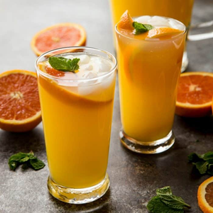 Virgin Mango Orange Mojito