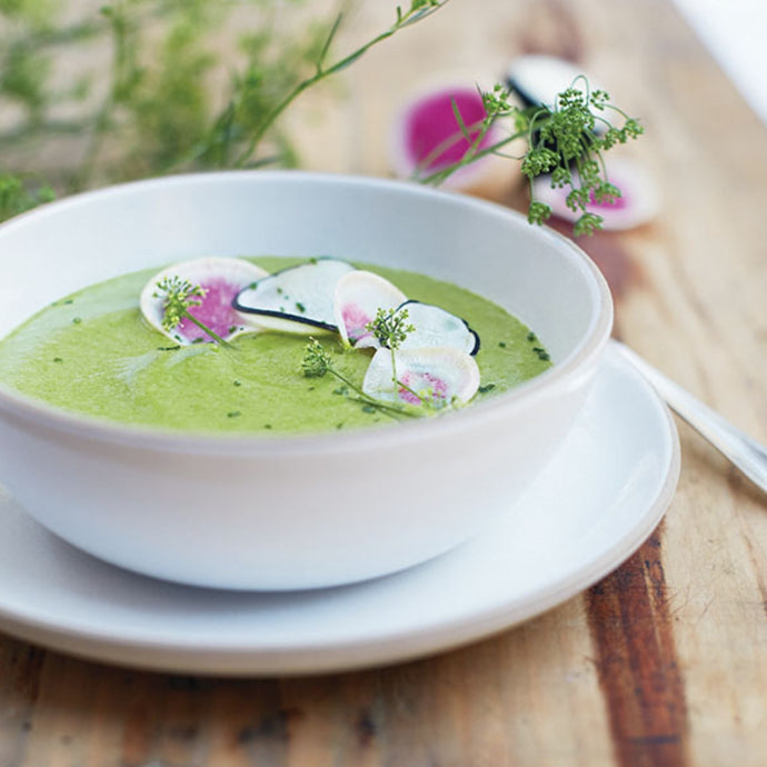 Vegan Supergreens Soup