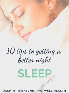 10 Tips for sleep