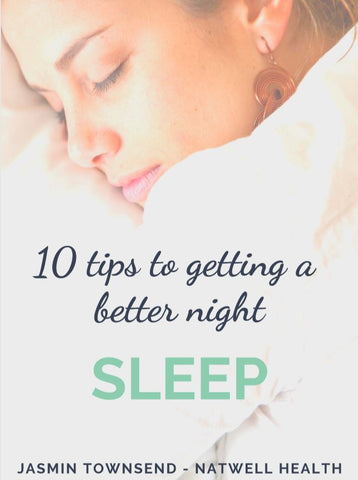 10 tips to help sleep