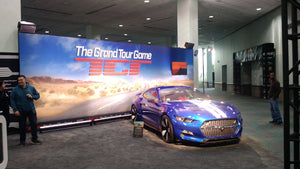 THE GRAND TOUR TACKLES NEW VIDEO GAME TRACK