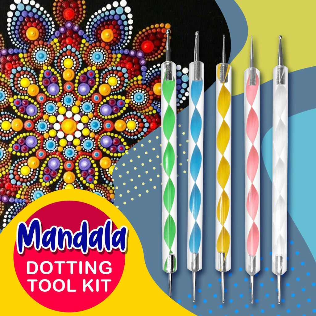 Mandala™:  Dotting Tools Kit