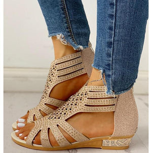 ComfyVanz™: Bling Spring Women Sandals