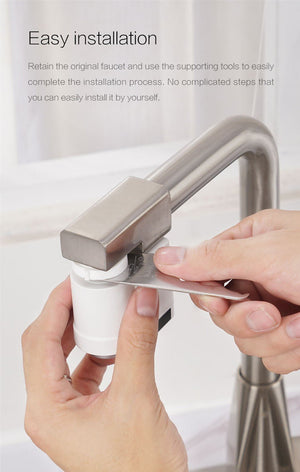 MISensor™: Water Tap Motion Sensor