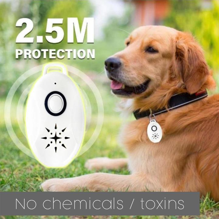 PETCARE™: Ultrasonic Pest Repeller