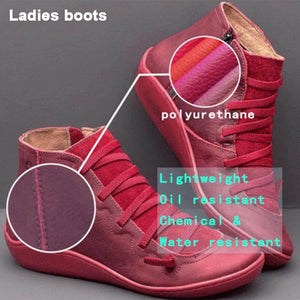 SIMIBoots™: ARCH SUPPORT BOOTS (UPGRADED VERSION)