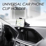 BeeCar™ Universal Car Phone Clip Holder