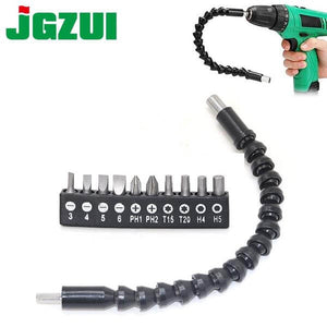 JGZUI™ : Flexible Hex Shaft Drill Bits Extension (New 2019  Upgraded)