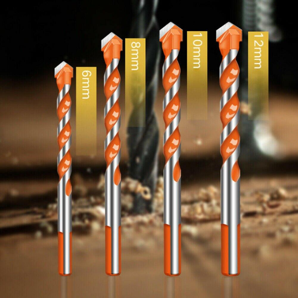 BesTool™: Set of 4 Multifuntional Cobalt Drill