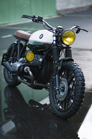 IGNITION SCRAMBLER BMW SERIES