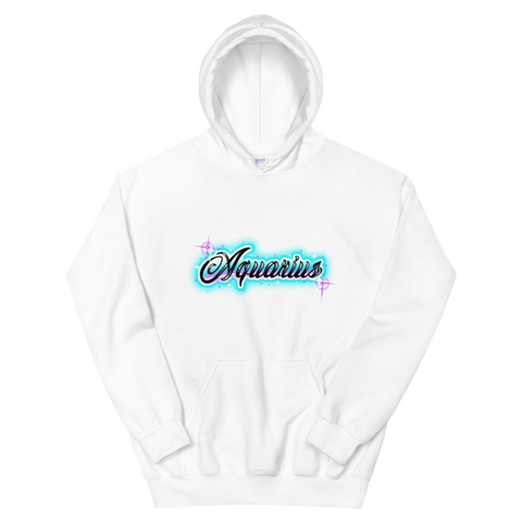 Aquarius the Water Bearer Hoodie