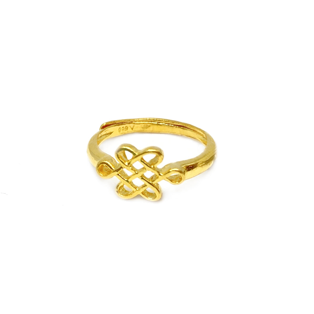 Mystic Knot Ring