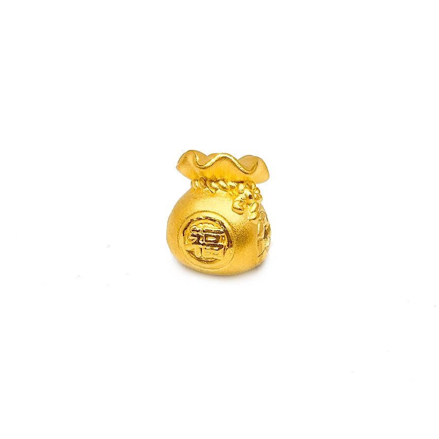 Fortune Wealth Bag Charm