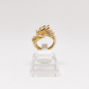 Dragon And Phoenix Ring