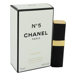 Chanel No. 5 Pure Perfume Refillable By Chanel