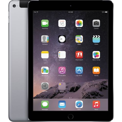 Apple iPad Air 2 16GB, WiFi, White/Silver, Grade B, 6 Month Warranty