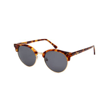Load image into Gallery viewer, Tropez Tortoise - Dark Grey lens
