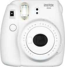 Fujifilm Instax Mini 9 Smoke White