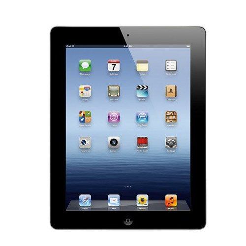 Apple iPad 4 16GB, WiFi, Black, Grade A-, 6 Month Warranty