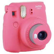 Fujifilm Instax Mini 9 Flamingo Pink Black Friday Deal