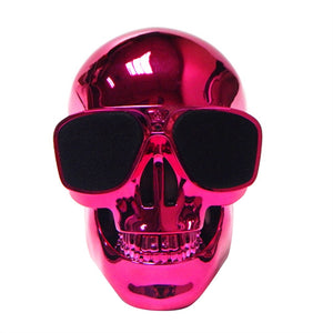Skull Skeleton Speaker Bluetooth
